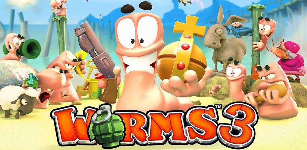 """<img src=""""http://2.bp.blogspot.com/-KRvBFgOXjCg/VHiTtdnLUgI/AAAAAAAADWs/OyrtUceTHpw/s1600/worms.jpg"""" alt=""""Worms 3 v1.98 Apk File Download """" />"""