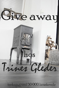 Give away hos Trines Gleder
