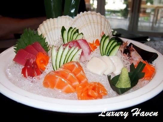 lone pine hotel penang matsu japanese sashimi