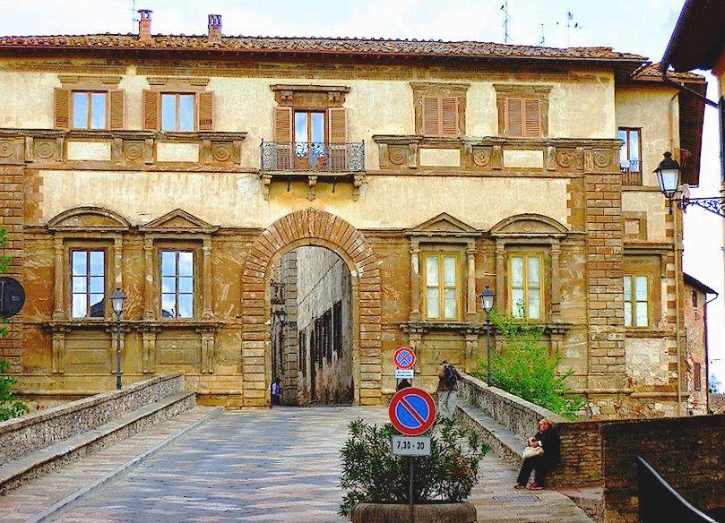 Palazzo Campana in Colle di Val d'Elsa
