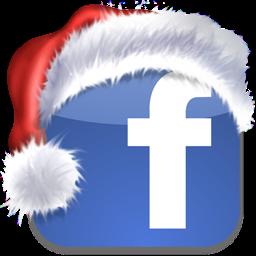 le Maché de Noël sur Facebook