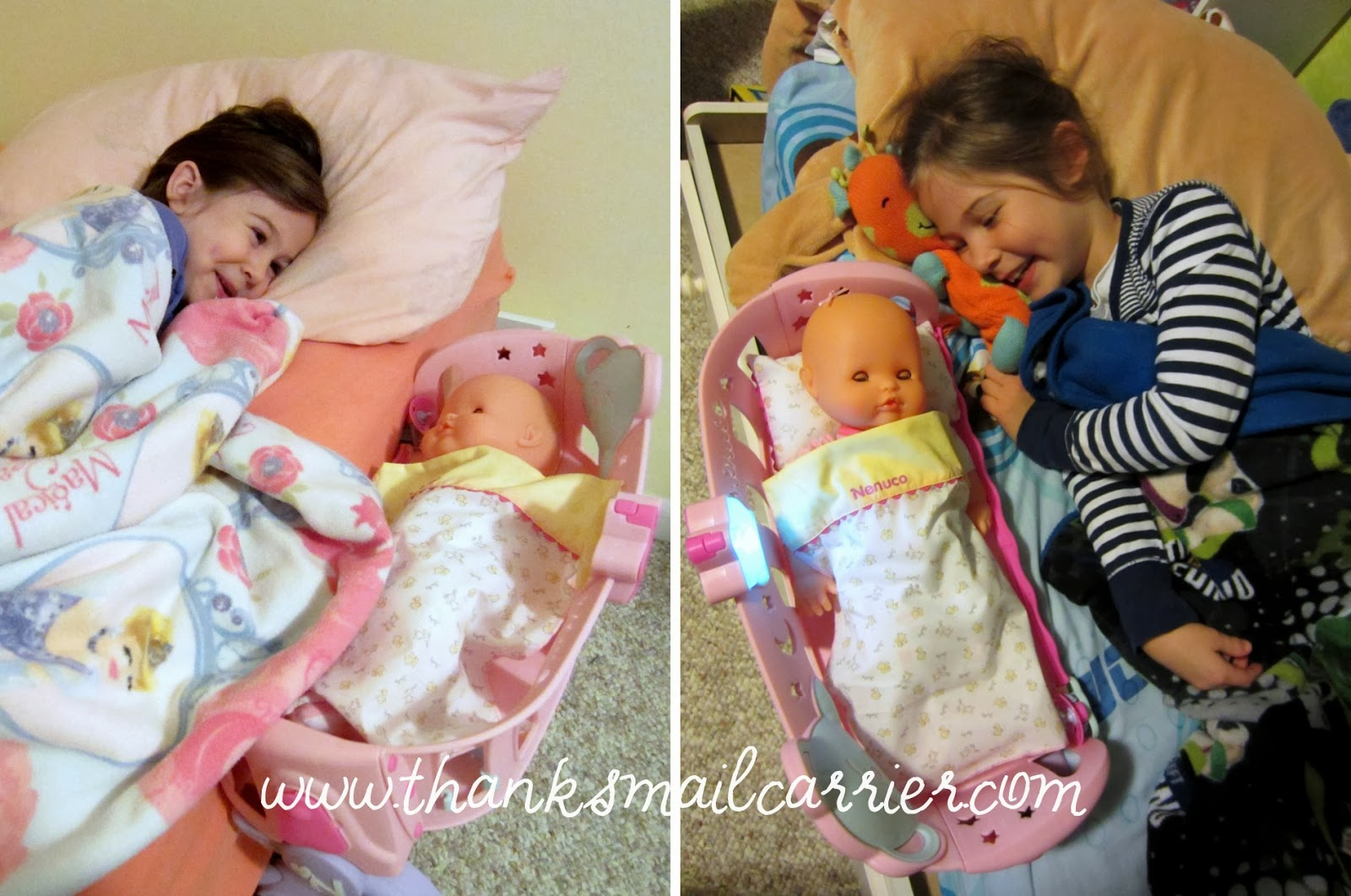 Famosa Nenuco Sleep With Me Doll