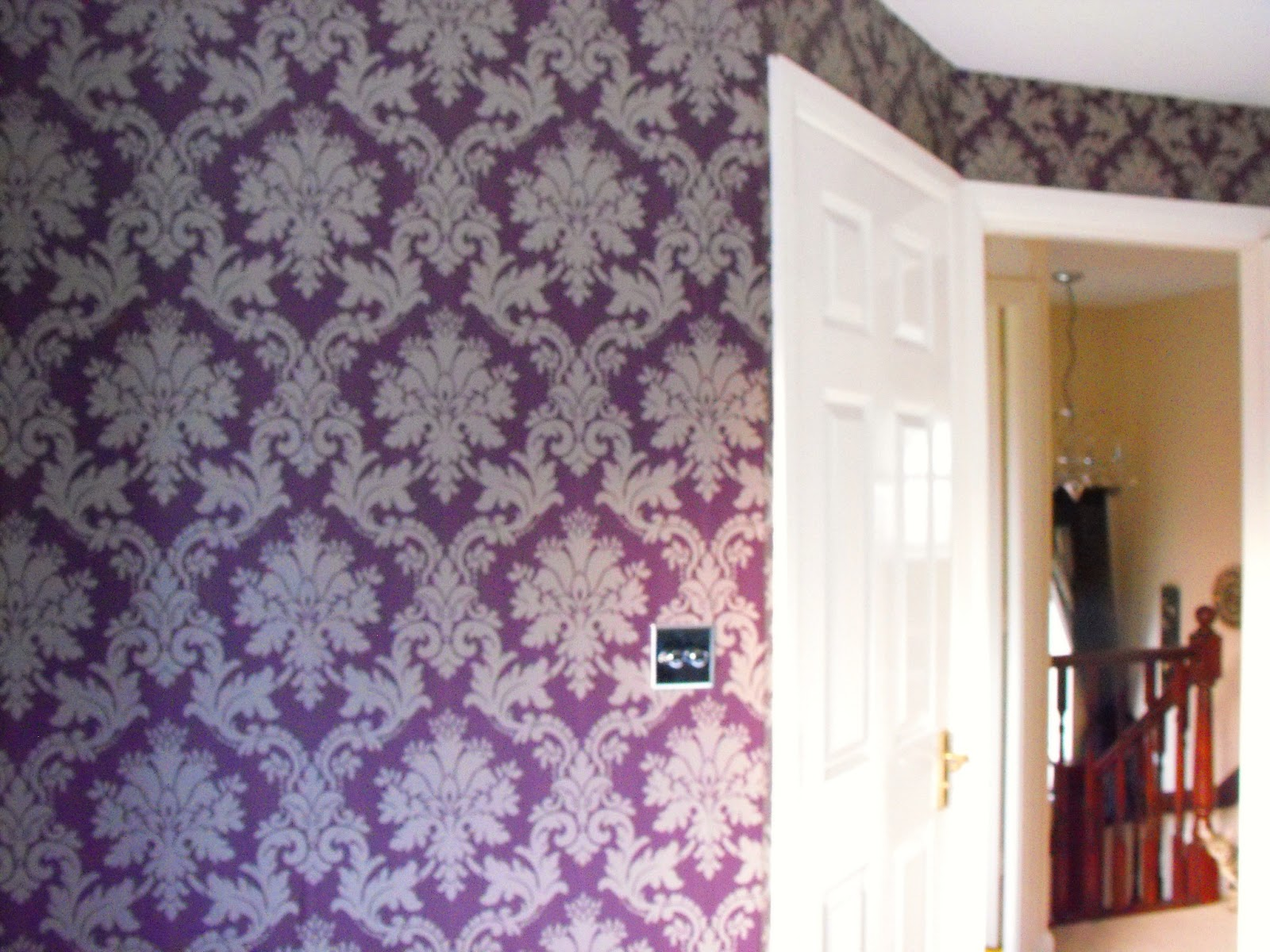 Permalink to Beautiful Purple Wallpaper For Home