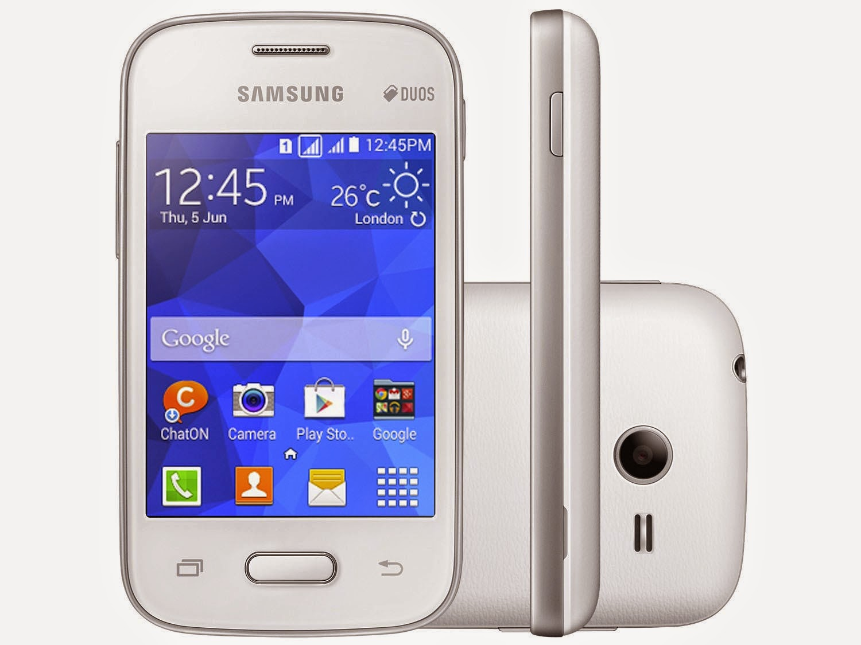 Spesifikasi Samsung Galaxy Pocket 2