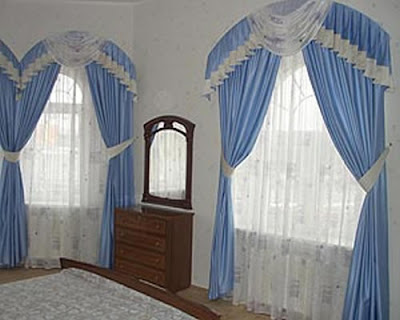 Window Bedroom Curtains