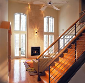 Decoraci n minimalista y contempor nea escaleras con estilo for Decoracion minimalista y contemporanea