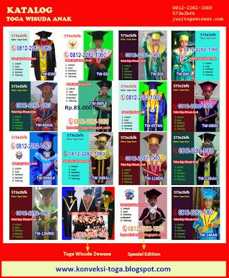 konveksi jual baju wisuda online di 10 kota besar indonesia, jakarta, bandung, banten, malang, surabaya, makasar, medan, yogjakarta