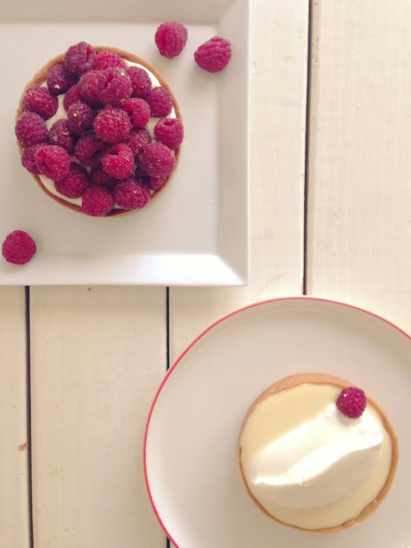 tartine fruit tarts