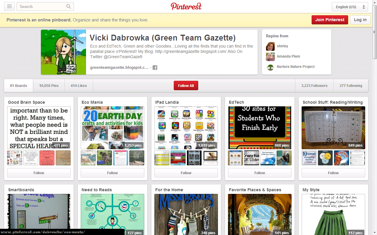 GTG on Pinterest