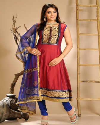 Salwar-kameez-neck-designs
