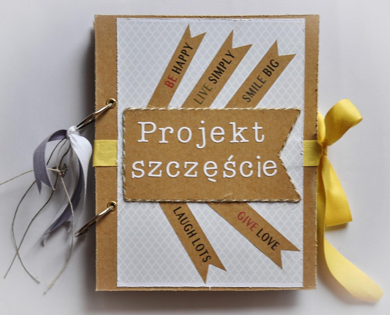 scrapbooking project happines