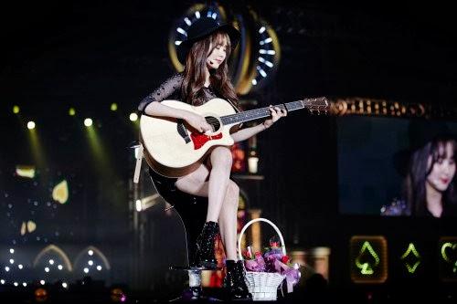 SNSD Sukses Mengakhiri Tahun 2013 dengan Konser SMTOWN Week