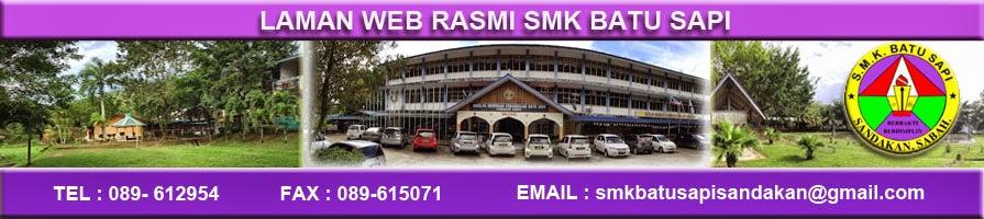 LAMAN WEB RASMI SMK BATU SAPI