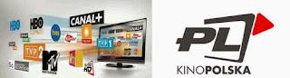 Polsat tvp tvn tv polonia poland tv list