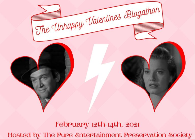 The Unhappy Valentines Blogathon!