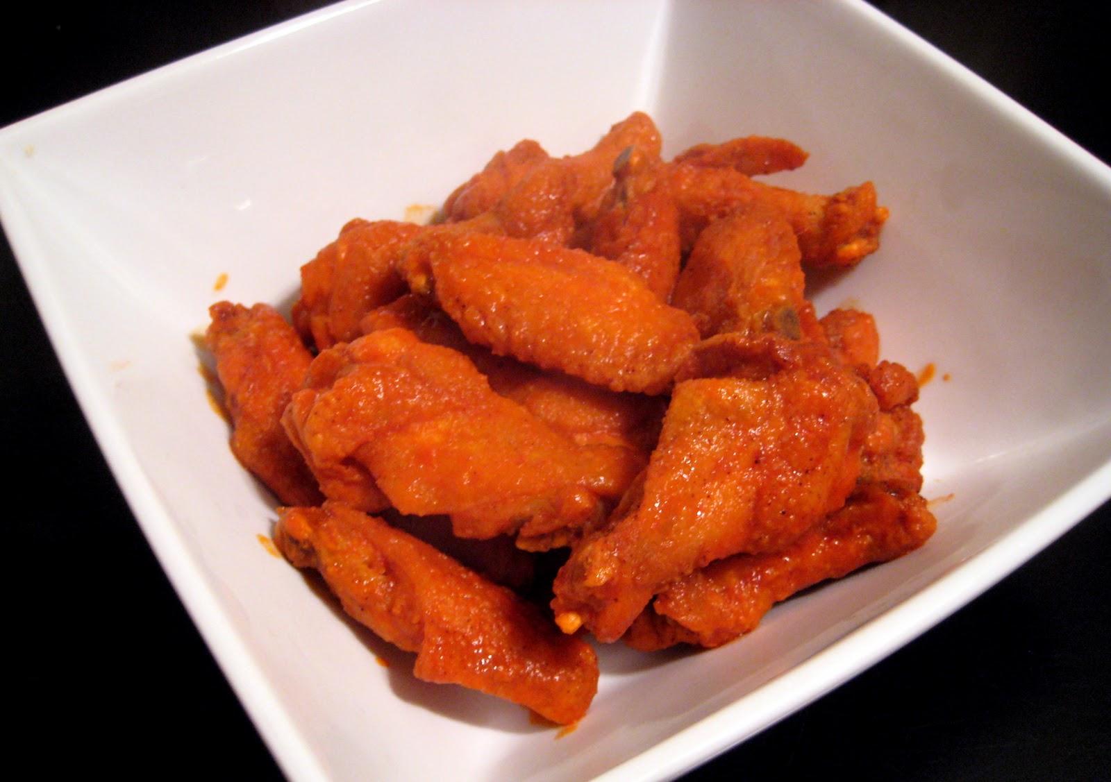 Dandy Dishes: Kickin' Chicken Buffalo Wings