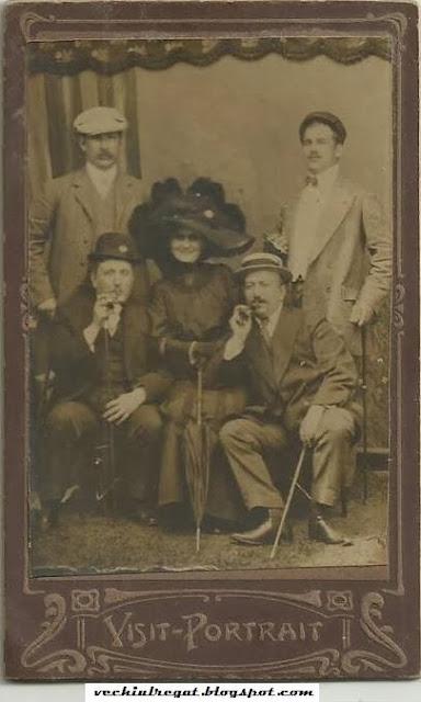 Mama cu cei 4 fii