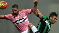 Sassuolo vs Juventus 1-0 Video Gol & Highlights