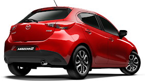 Eksterior Sedan Mazda 2 SkyActiv 2015_3