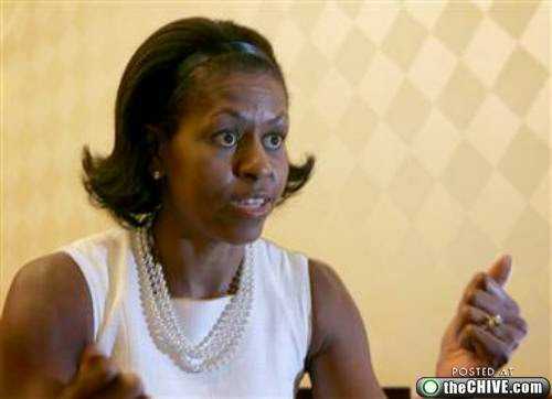 The Conspiracy Zone : THE TRUTH BEHIND MICHELLE OBAMA AND ...