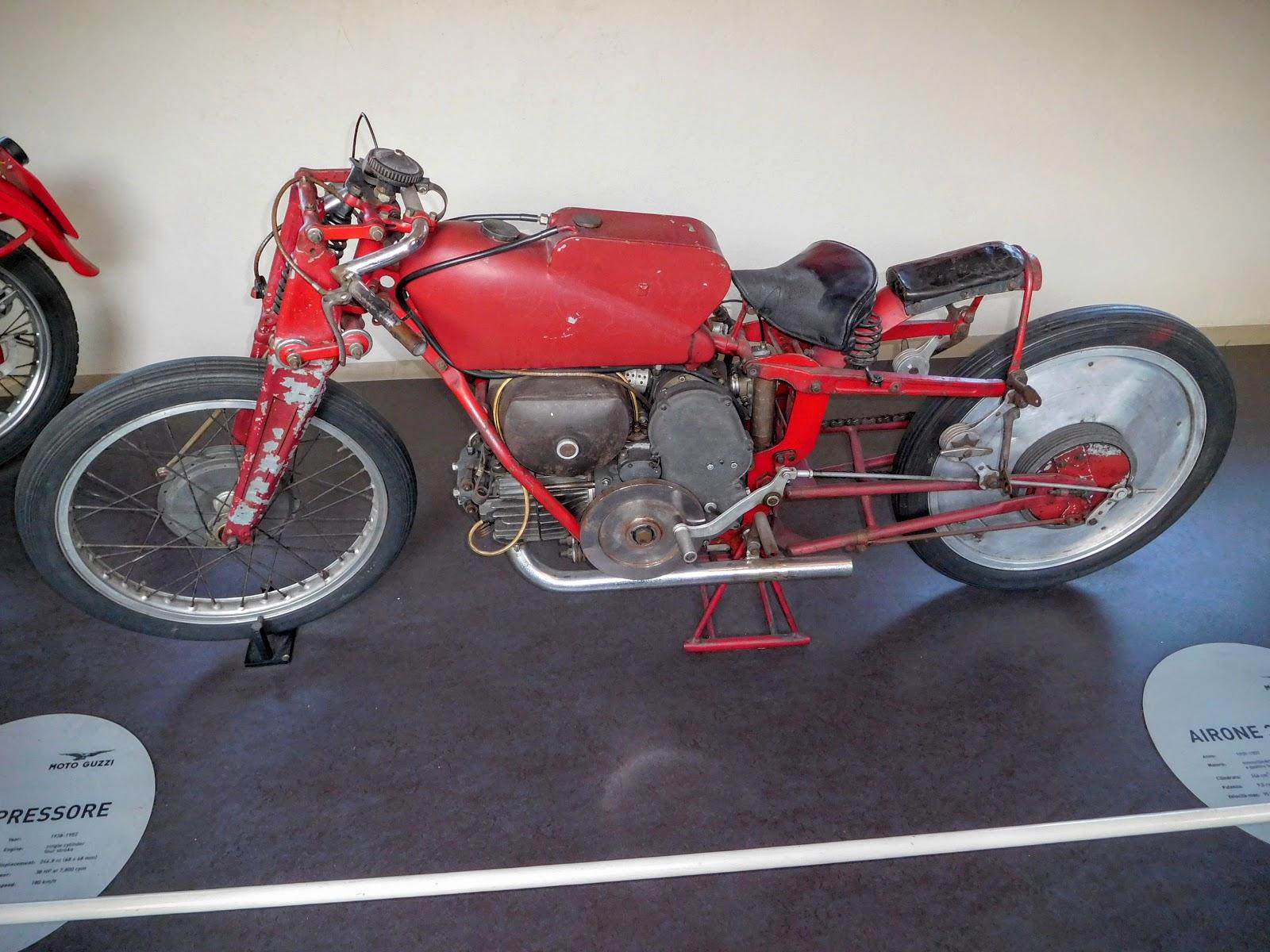 NYDucati: 1934-40 Moto Guzzi GTS 500