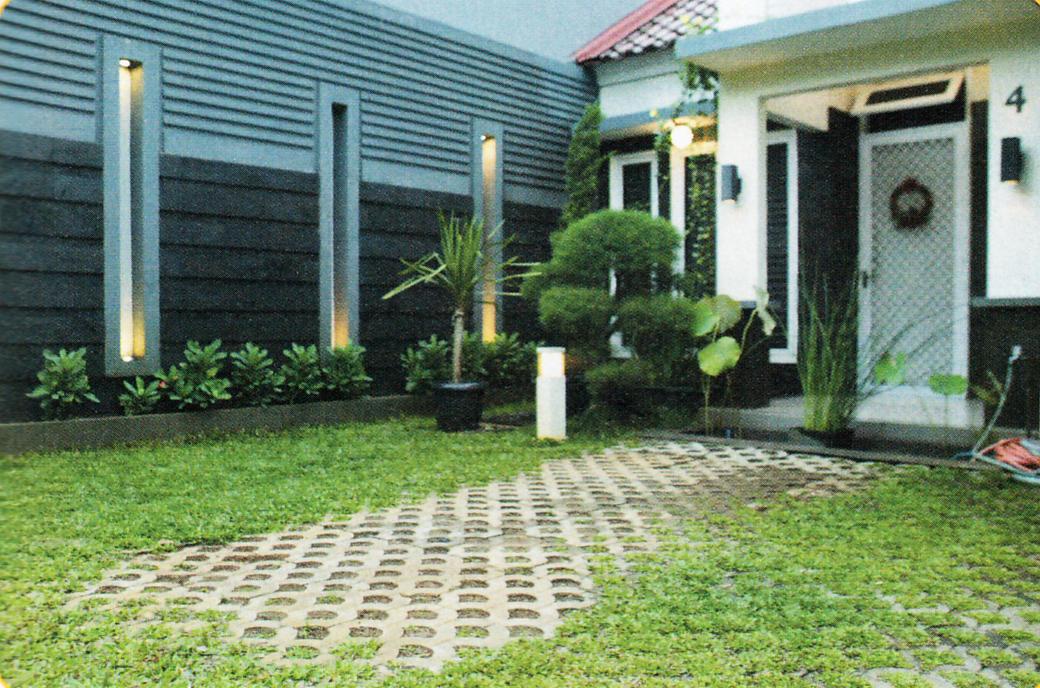 desain carport modern dengan efek melayang rumah idaman kita