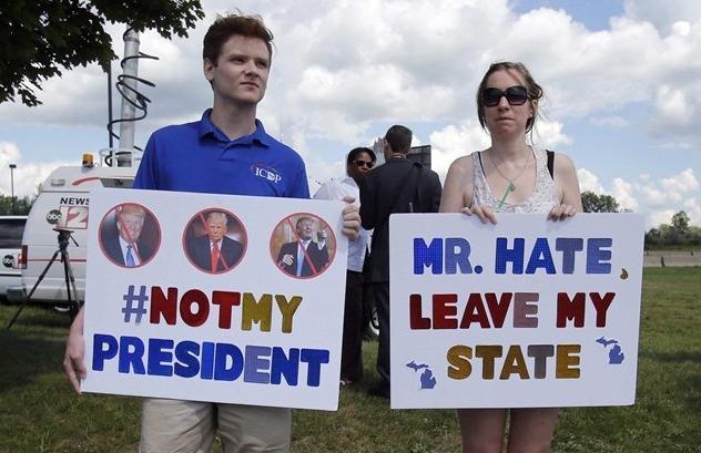 Donald Trump poderia desaparecer, mas isso pode levar algum tempo