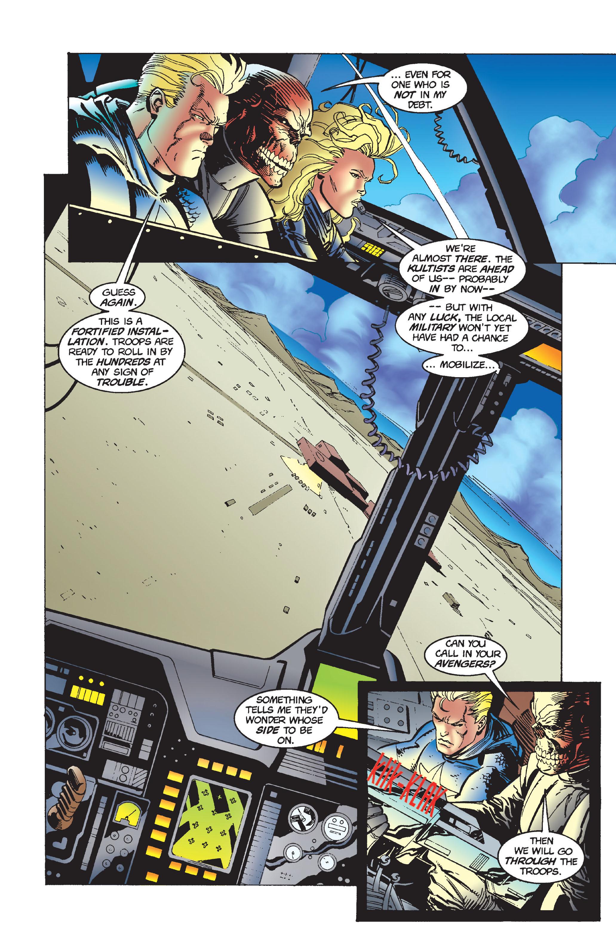 Captain America (1968) Issue #446 #400 - English 15