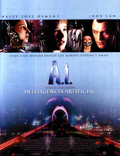 Ver A.I. Inteligencia Artificial (2001) Online