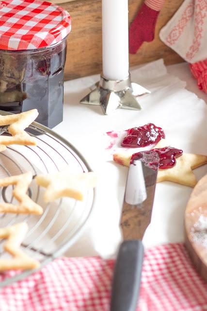 Amalie loves Denmark Glögg-Gelee und Glögg-Kekse