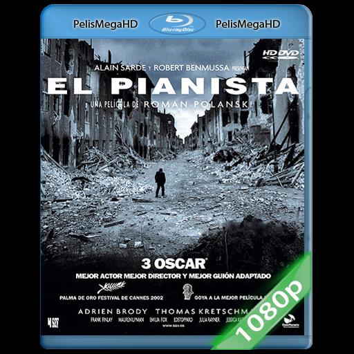 EL PIANISTA (2002) 1080P HD MKV ESPAÑOL LATINO
