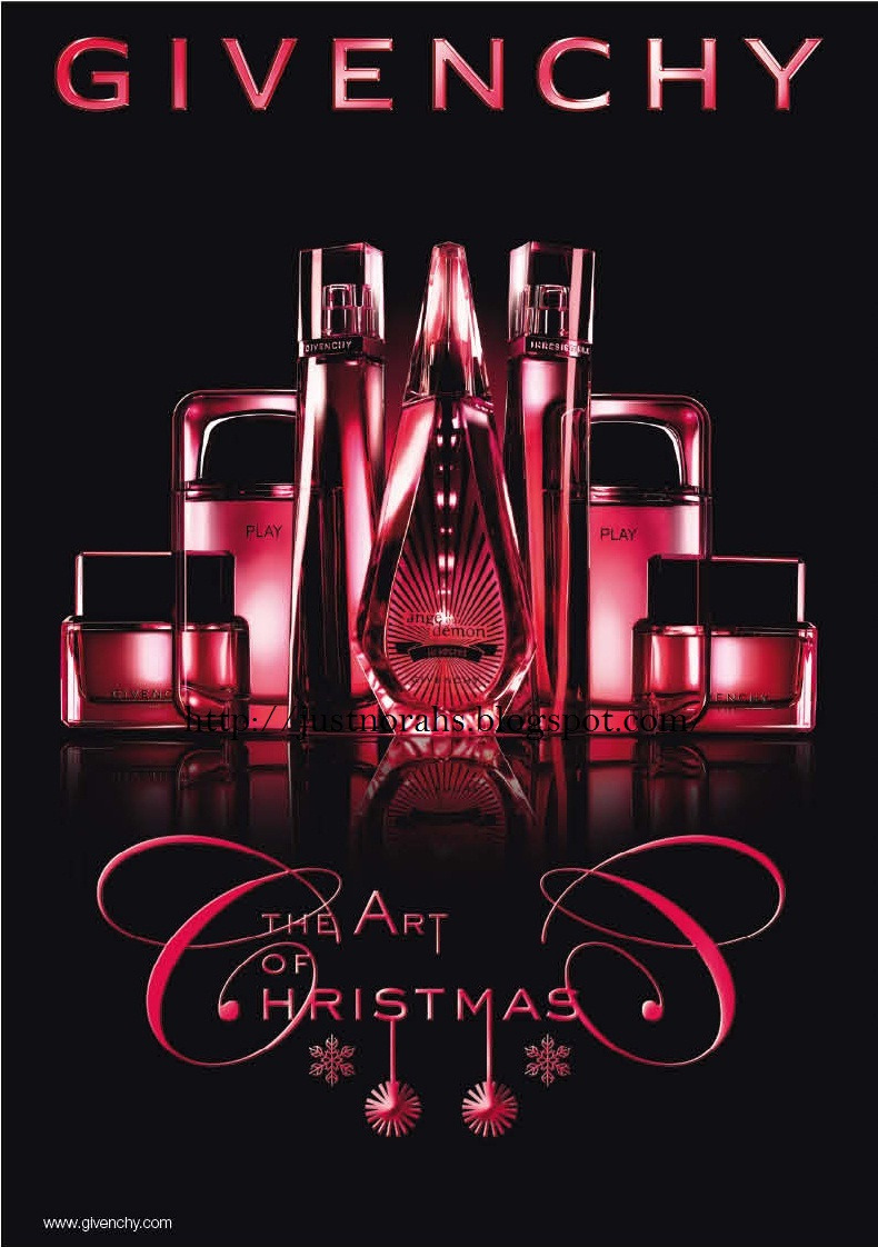 Just Norahs Givenchy Christmas Coffret 2012