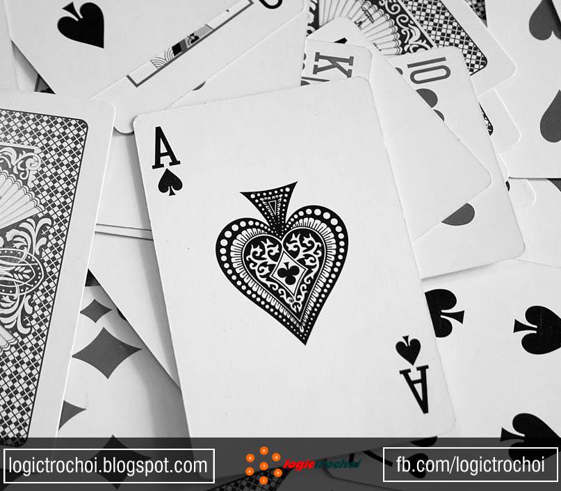 bộ bài, câu đố, logic, tư duy, IQ