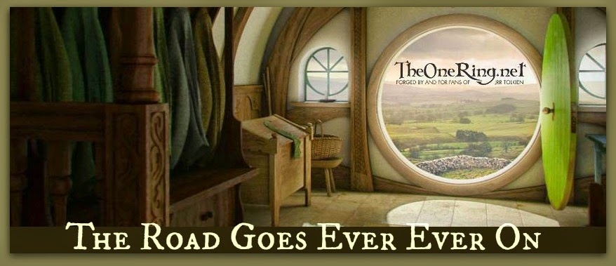 the road goes ever ever on