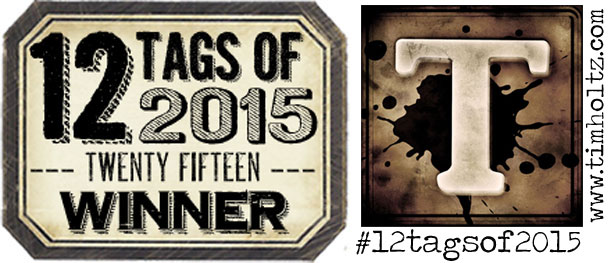 MAY 2015 TAG WINNER!