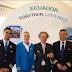 KLM Ecuador recibió a ejecutivos regionales