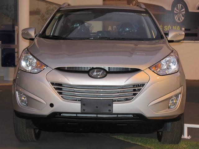 Hyundai ix35 - 5º SUV mais vendido do Brasil
