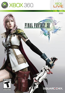 Square Enix's Final Fantasy XIII box art