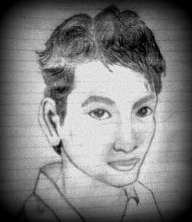 gambar sketsa the kopite