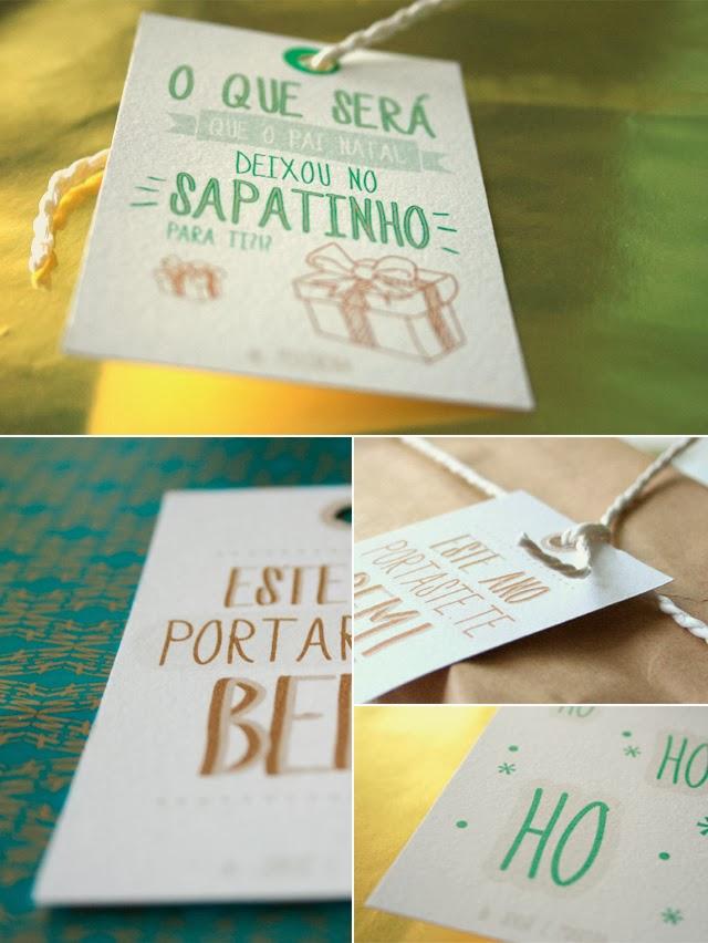 Kit Etiquetas de Natal http://www.chapeudepapel.com/2013/11/kit-etiquetas-de-natal.html