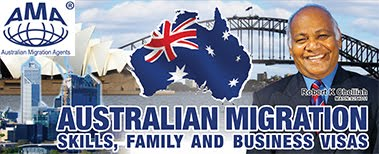 AUSTRALIAN BUSINESS MIGRATION SEMINAR 2017