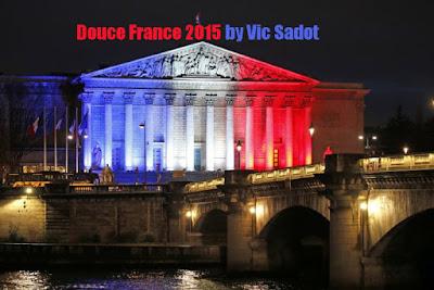 Douce France 2015 by Vic Sadot