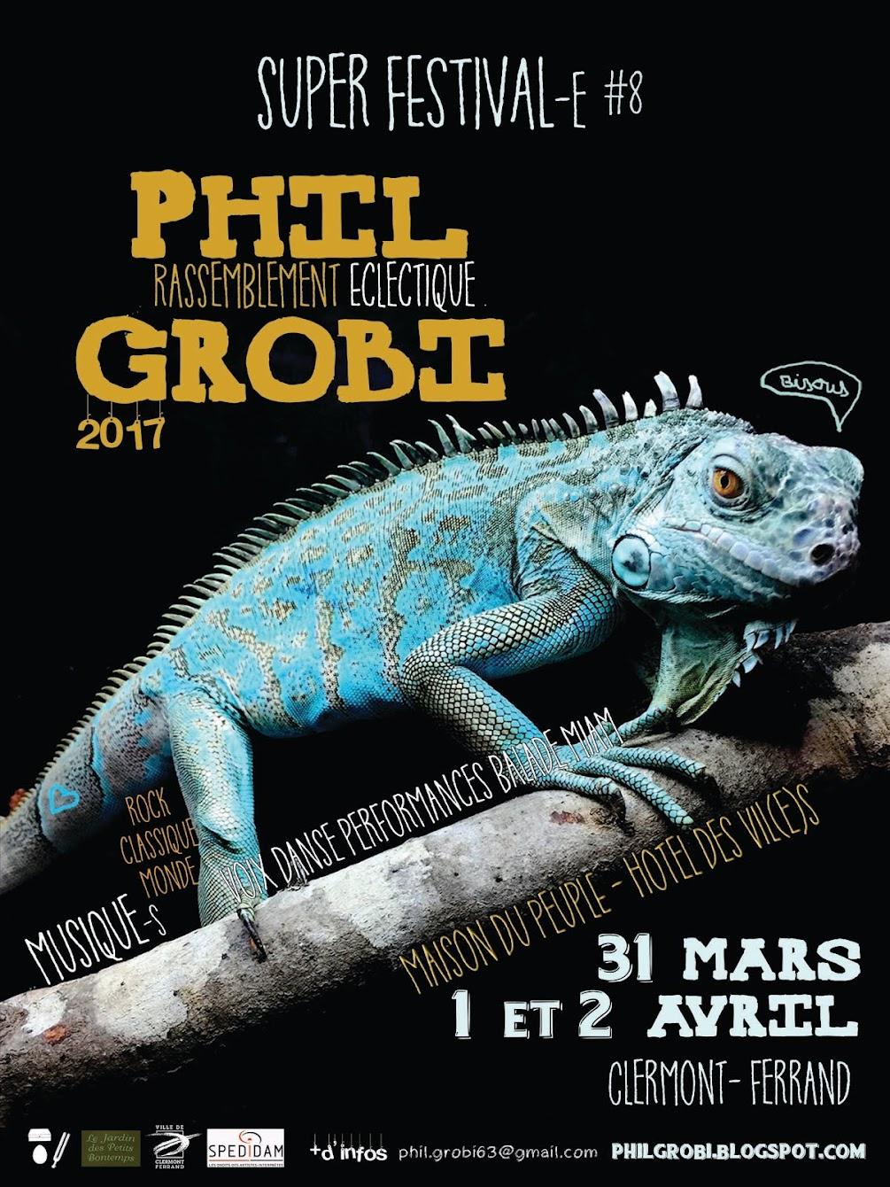 Phil Grobi 2017