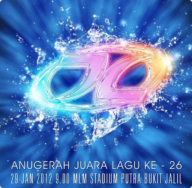 ANUGERAH JUARA LAGU AJL26