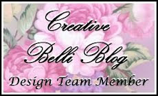 PROUD TO DESIGN FOR CREATIVE BELLI BLOG