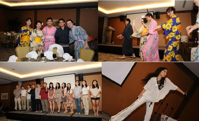NUS MBA International Night 2011