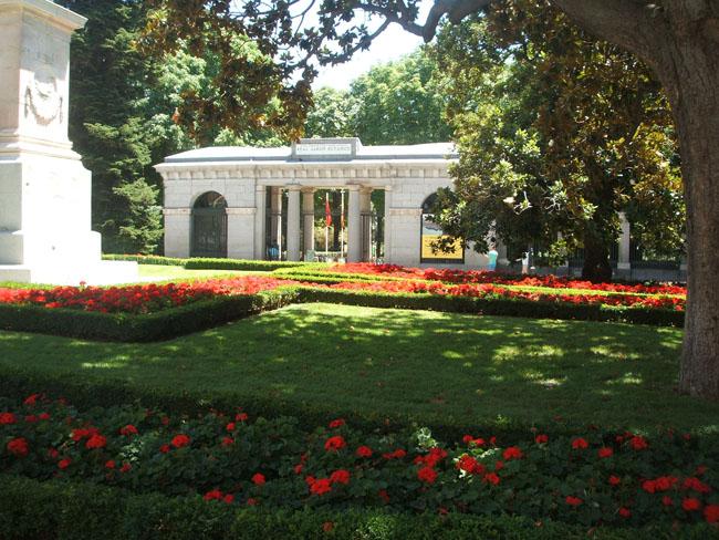Real jard n bot nico de madrid paisaje libre for Jardin botanico madrid conciertos