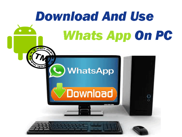 Download whatsapp for PC free