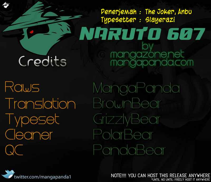 Naruto - Chapter:607 - Page:01