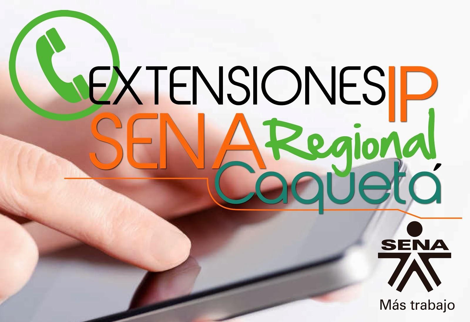 Ip's Telefónicas SENA Caquetá